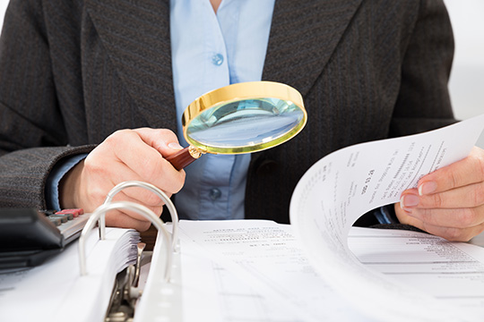 Audits, Forensic Accounting, Tax Returns